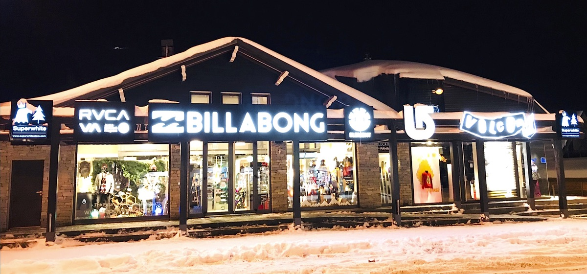 boutique billabong